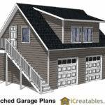 Garage Plans Apartment Shed Design