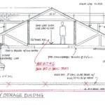 Garage Plans Diy Pdf Storage Building