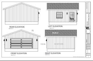 Garage Plans Now Available Ready Plan