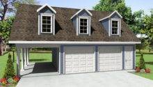 Garage Plans Plan Carport