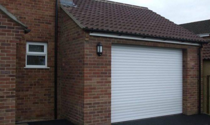 Garage Side Extension Front