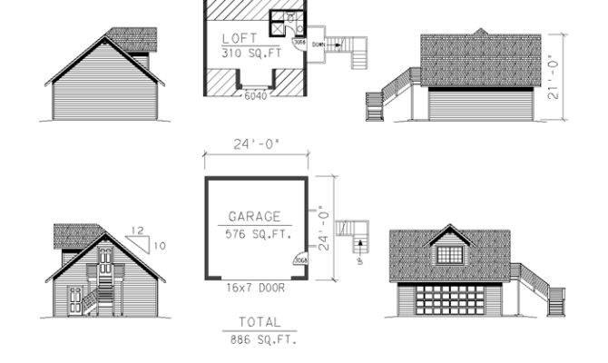 Garage Storage Building Plans Shelf