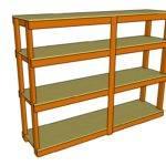 Garage Storage Cabinet Plans Alcowin Overhead Door