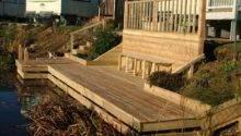 Garden Decking Ideas Tips Edging