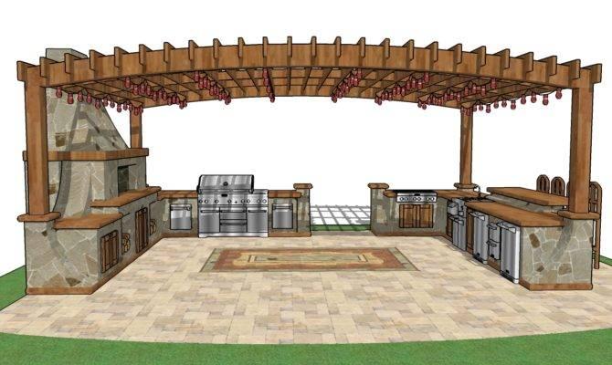 Gazebo Plans Build Pavilion