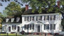 Georgian Home Plans Eplans Colonial House