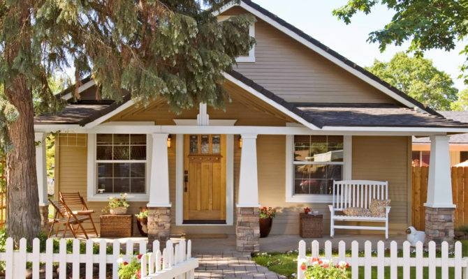 Get Look Arts Crafts Style Architecture Traditional Home