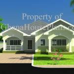 Ghana House Plans Cece