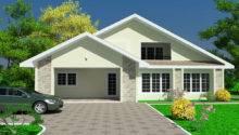 Ghana House Plans Padi Plan