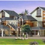 Gigantic Super Luxury Floor Plan Indian House Plans