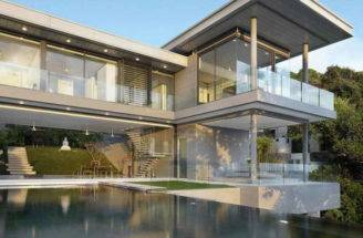 Glass House Plans Designs
