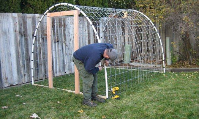 Google Diy Greenhouse Rebar