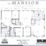 Gorge Affordable Homes Mansion Floor Plans Floorplan Enlarge