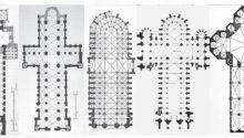 Gothic Cathedral Floor Plan Jennymerri Architecture