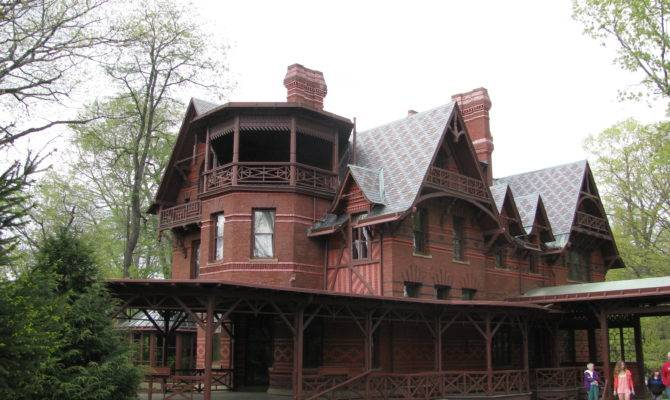 Gothic Victorian House Interior