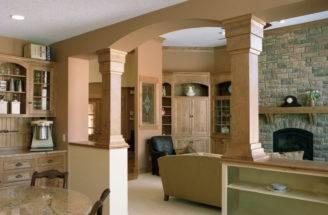 Great Room Kitchen Layouts European House Plan
