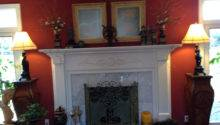 Great Room Marble Fireplace Homes Pinterest