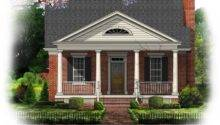 Greek Revival House Style Dream Homes Pinterest
