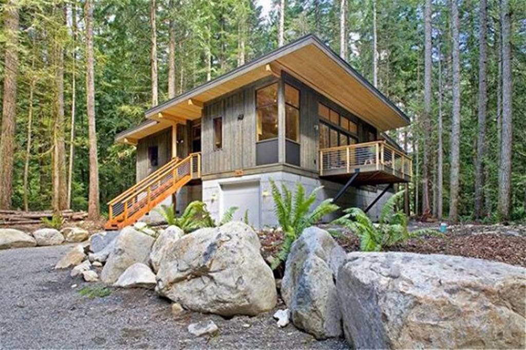 Plans for environmentally friendly houses - House interior