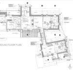 Ground Floor Plan Interior Spaces Organized Take Advantage