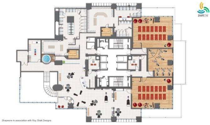 Gymnasium Design Plans Gym Mockup