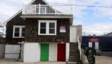 Has Left Much Seaside Heights New Jersey Ruins House