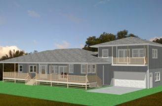 Hawaiian Plantation Style House Plans