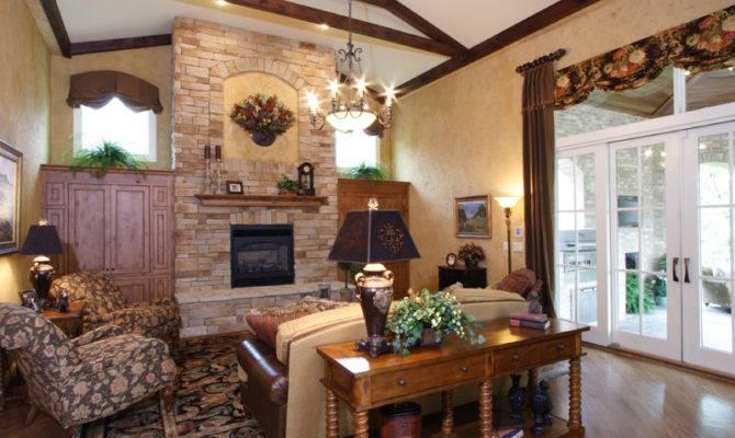 Hearth Room Photos Custom House Plans Studer Residential Designs