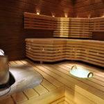 Helmi Sauna Benches Helo