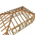 Help Hip Roof Supports Framing Contractor Talk