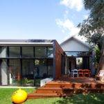 Heritage Listed Venue Modern Additions Maylands Australia