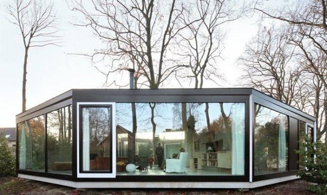Hexagonal House Unusal Buildings Pinterest