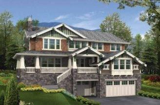 Hillside Home Plans Eplans Floor Plan Designs Sloped Lots