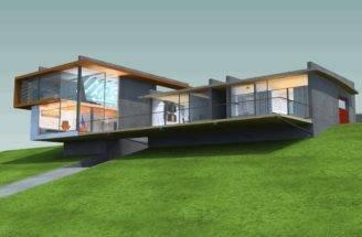 Hillside House James Thornton Archinect