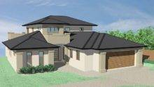 Hip Roof Home Plans