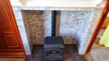 History Farmhouse Fireplace British Ceramic Tile Makeover
