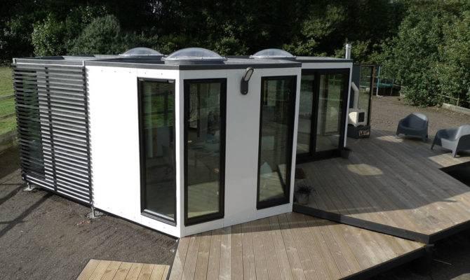 Hivehaus Modular Hexagonal Home Barry Jackson Design Milk