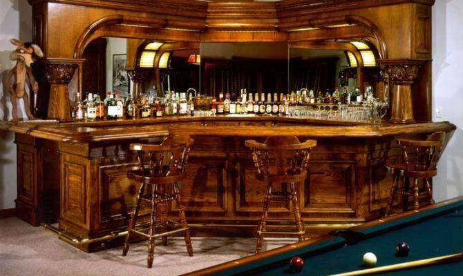 Home Bar Plans Easy Build Bars Pub Designs