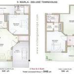 Home Design Pakistan Marla House Plan Info Piotton