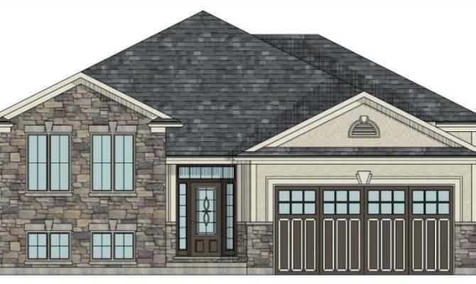 Home Designs Custom House Plans Garage