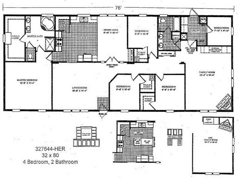 House Plans With Two Master Suites Ranch House Plans Two