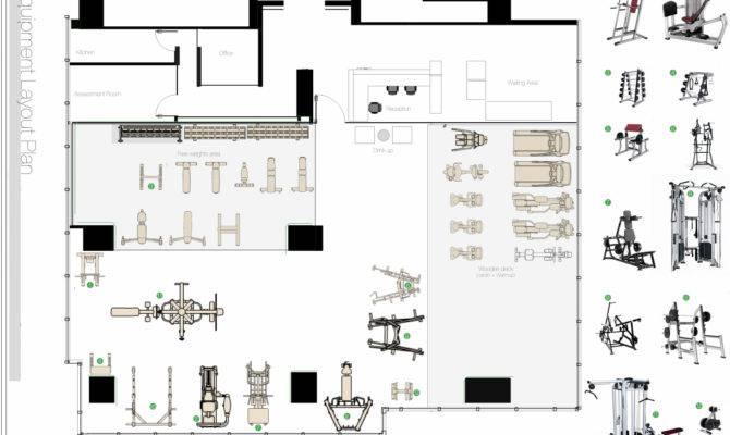 Home Gym Floor Plan Rush Hkz Design Magazine
