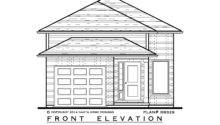 Home House Plans Raised Bungalow