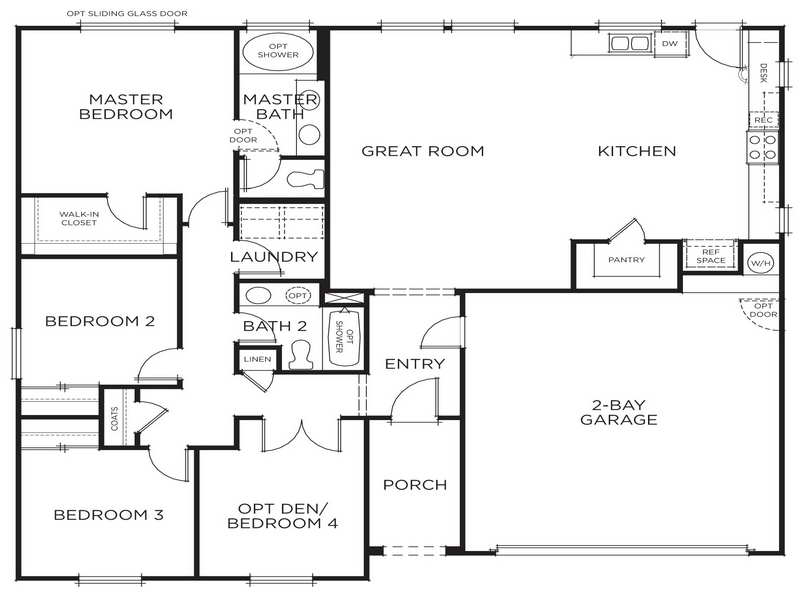Floor Plan Ideas For New Homes Edepremcom