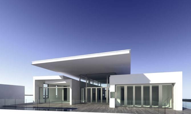 Home Interior Exterior Design Modern Minimalist House