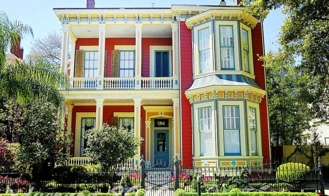 Home Located Historic Garden District New Orleans