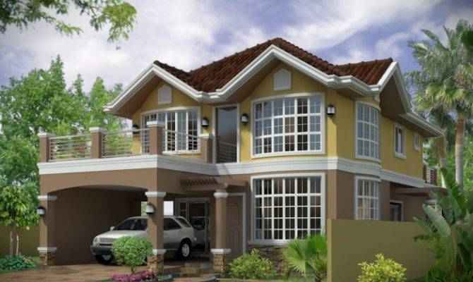 Home Outer Design Ideas House Plans