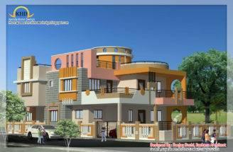 Home Plan Elevation Design Kerala Floor Plans