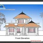 Home Plan Elevation Kerala Dezign