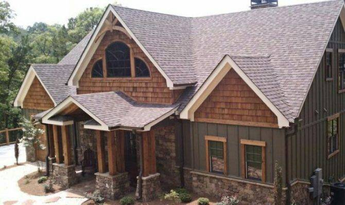 Home Plans Floors Lakes Houses Cedar Shakes Exterior Colors